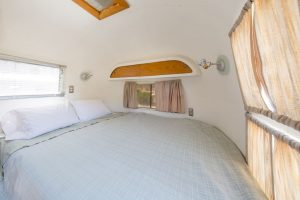Stay in our restored Airstream at Casa de los Desperados