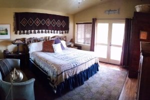 Stay in the King Room at Casa de los Desperados