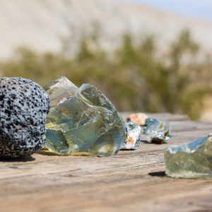 Cool rocks discovered during hikes near Whitewater Preserve by our guests