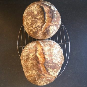 Michael's homemade bread