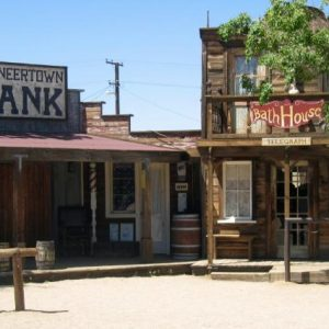 Nearby Pioneertown is a must visit!